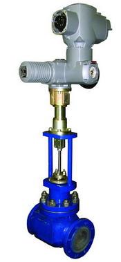 Клапан смесительный, под электропривод ЕСПА