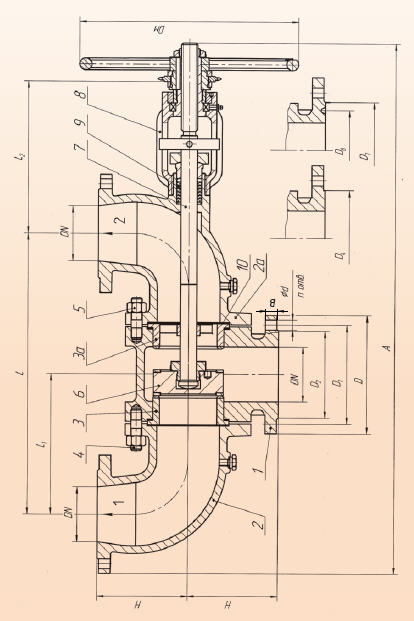 Переключающее устройство ПУ 80-63-01